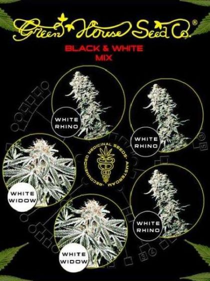 Black and White Mix Seeds